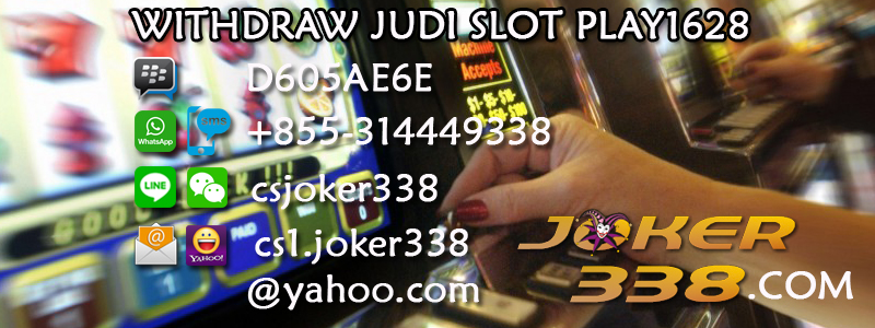 withdraw judi slot