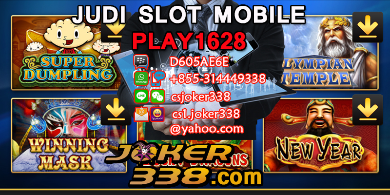 judi slot mobile